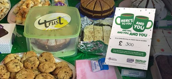 Macmillan Cancer Support Event